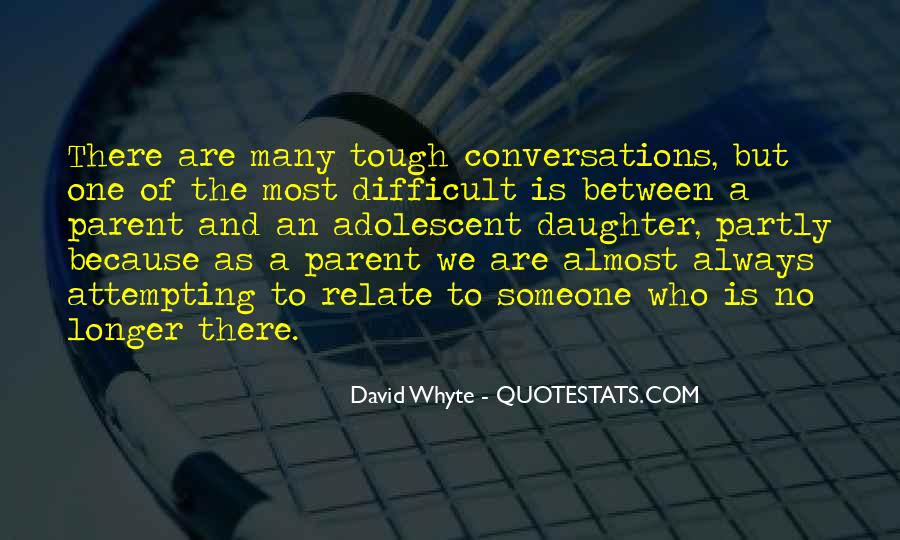 Quotes About Conversations #99930