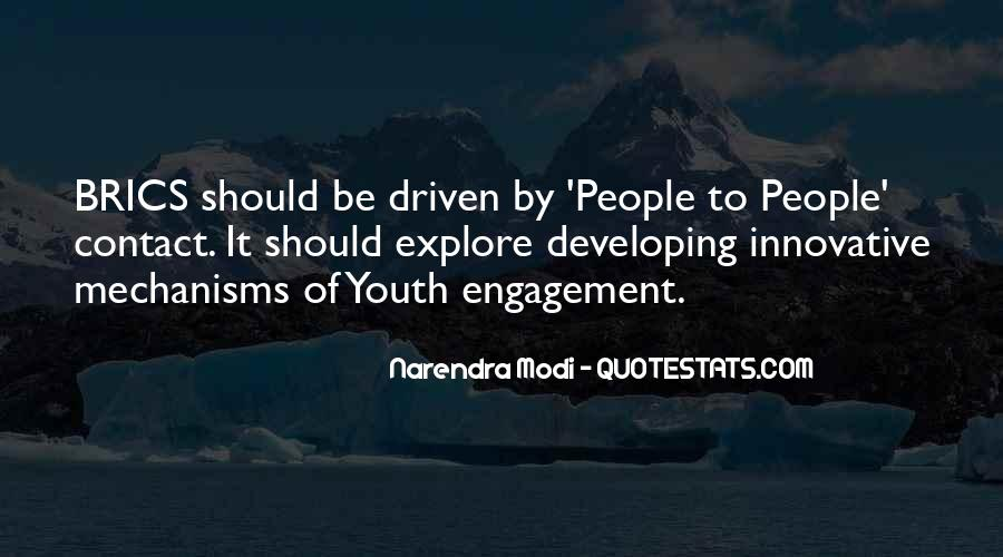 Quotes About Youth Engagement #927092