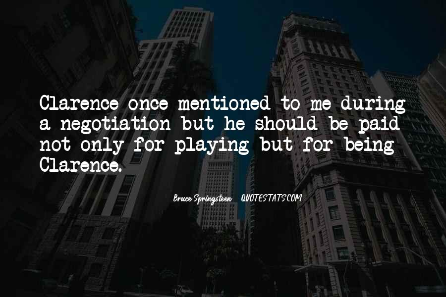 Quotes About Playing #12370