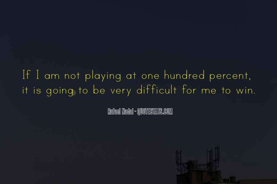 Quotes About Playing #13363