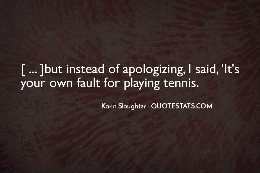Quotes About Playing #14808