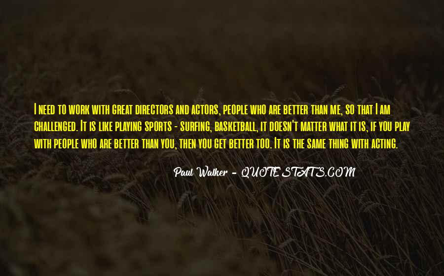 Quotes About Playing #16787