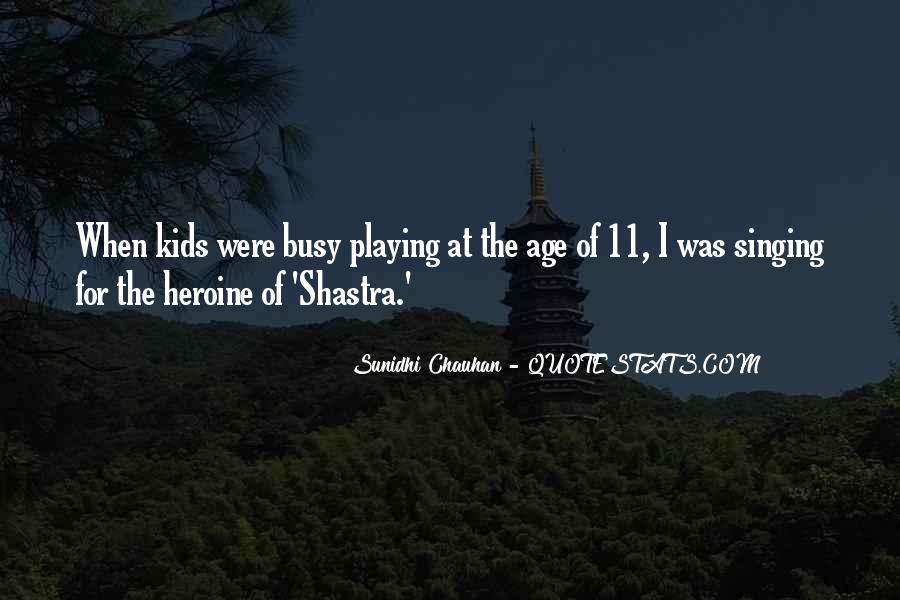 Quotes About Playing #21572