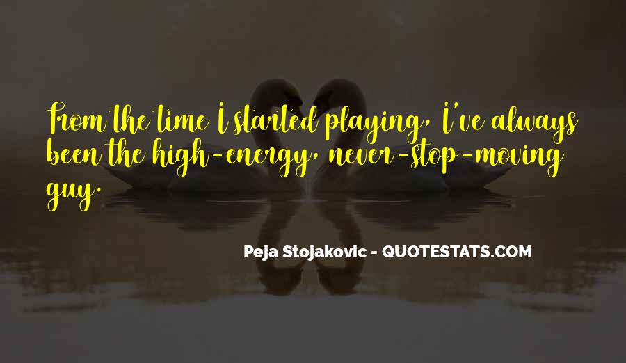 Quotes About Playing #22211