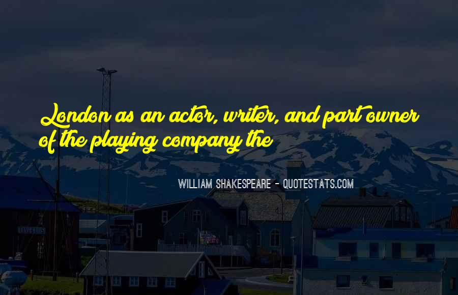Quotes About Playing #3535