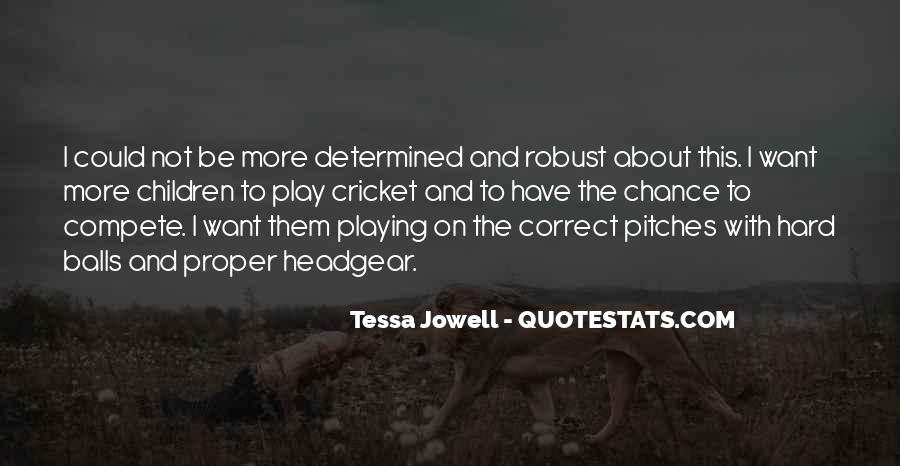 Quotes About Playing #3912