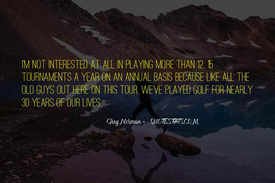Quotes About Playing #7057