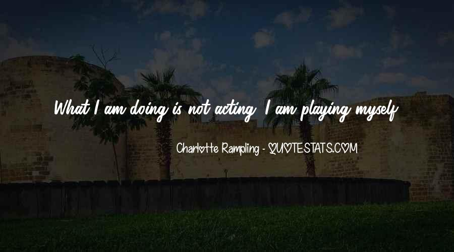 Quotes About Playing #9502