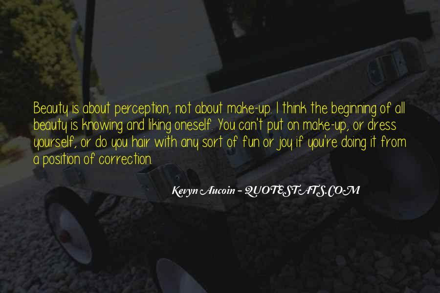 Quotes About Perception Beauty #1214148