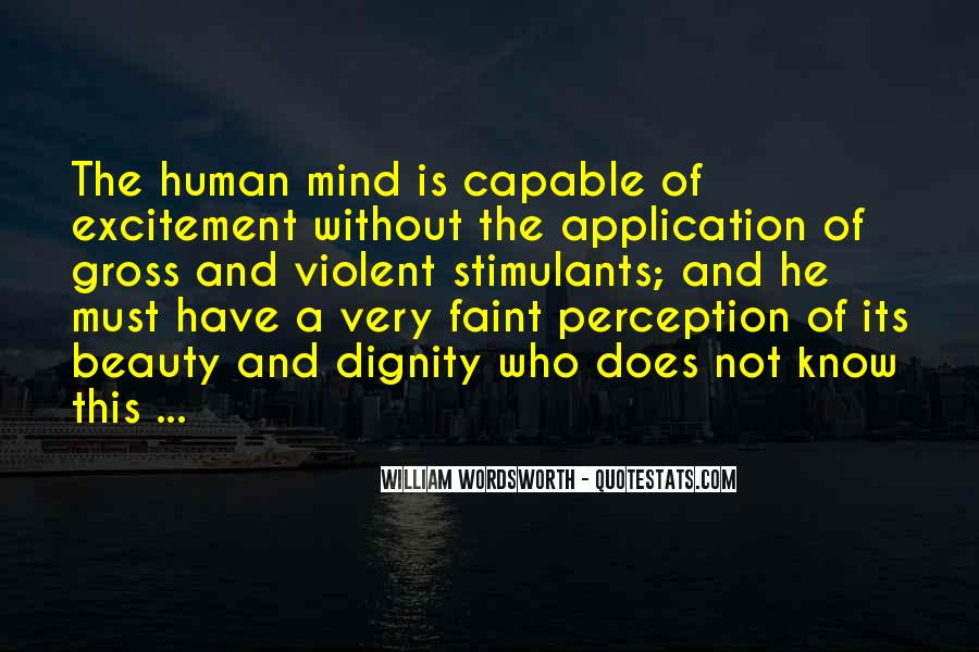 Quotes About Perception Beauty #417902