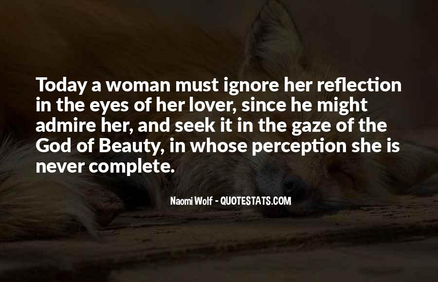 Quotes About Perception Beauty #694093