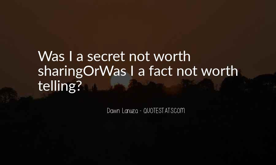 Quotes About Not Telling Lies #451592