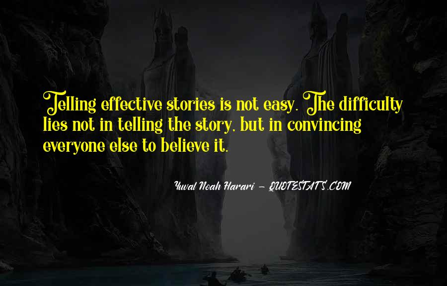 Quotes About Not Telling Lies #871121