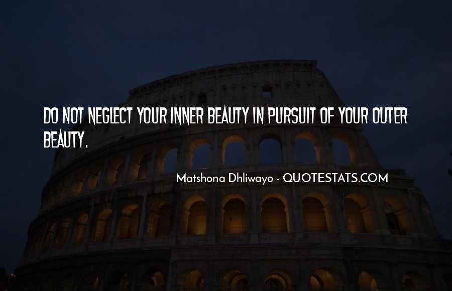 Quotes About Inner And Outer Beauty #1429662