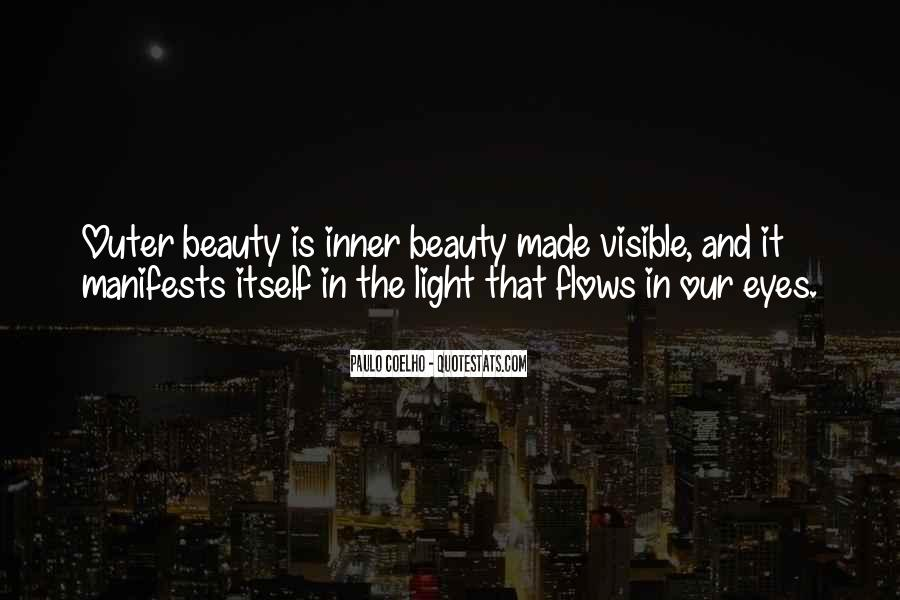 Quotes About Inner And Outer Beauty #1633826