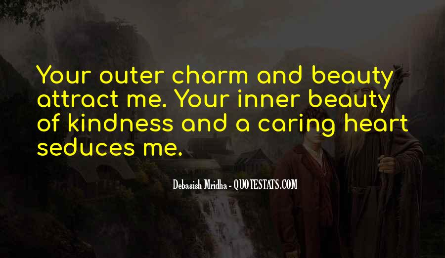 Quotes About Inner And Outer Beauty #574187