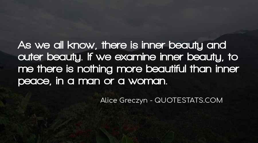 Quotes About Inner And Outer Beauty #963304
