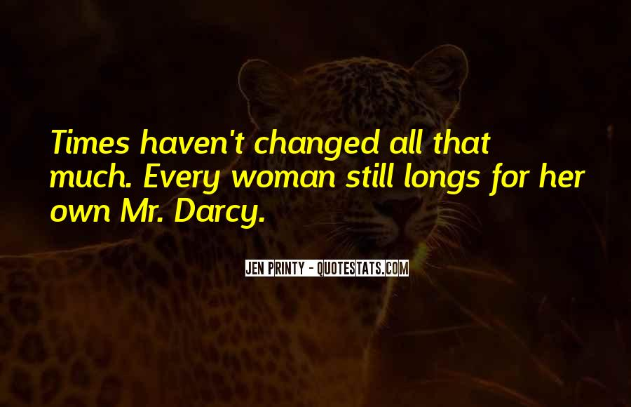 Quotes About Mr Darcy #1103864