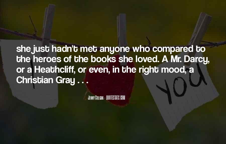Quotes About Mr Darcy #1119147