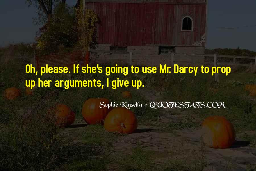 Quotes About Mr Darcy #1307666