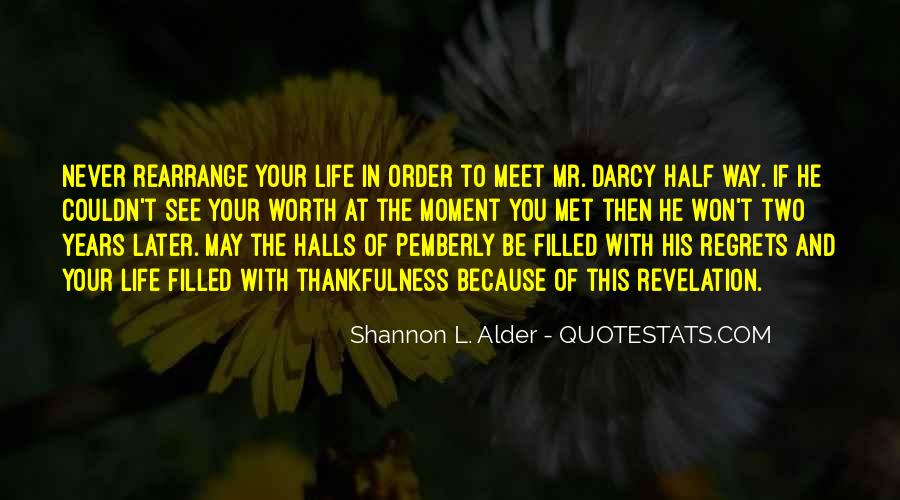 Quotes About Mr Darcy #1490892