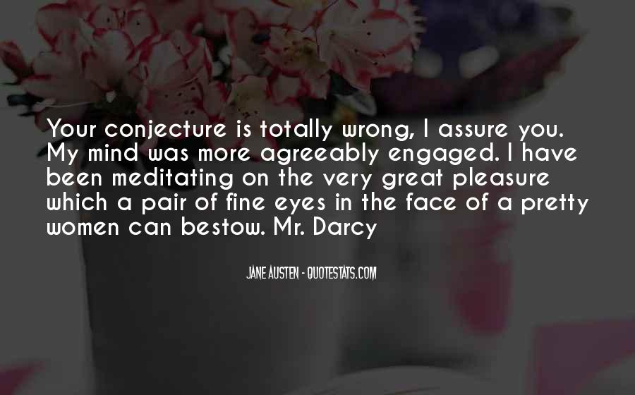 Quotes About Mr Darcy #1748791