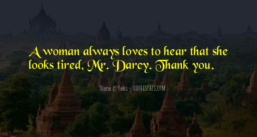 Quotes About Mr Darcy #328412