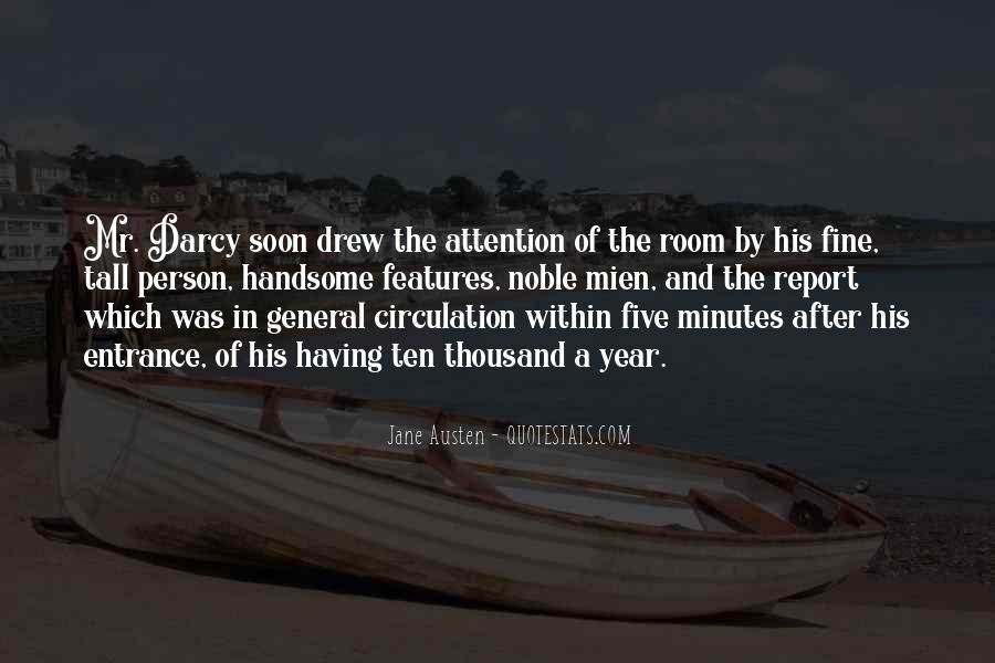 Quotes About Mr Darcy #814173