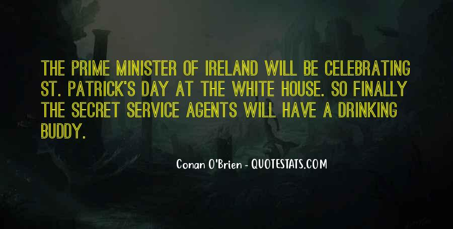 Quotes About The Secret Service #1661794