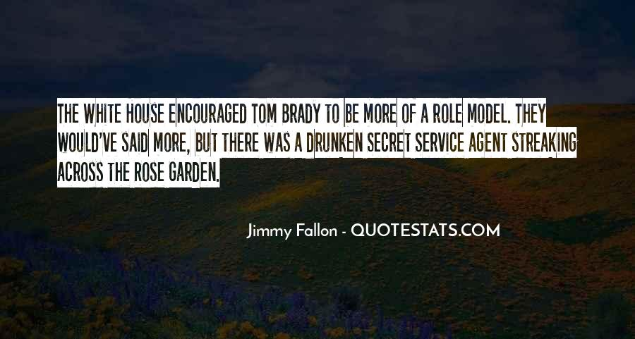 Quotes About The Secret Service #1749859