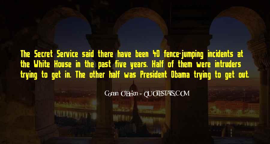 Quotes About The Secret Service #1861674