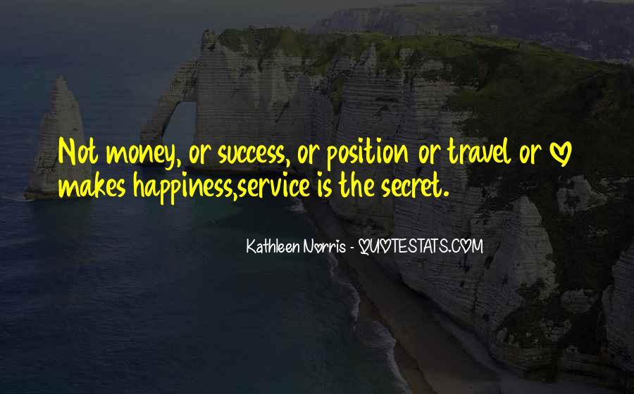 Quotes About The Secret Service #286610