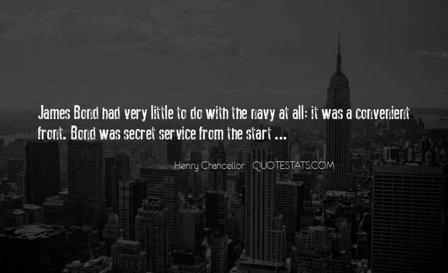 Quotes About The Secret Service #435301