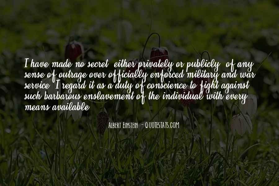 Quotes About The Secret Service #628145