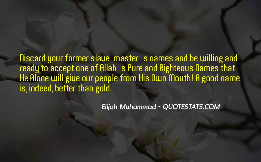 Quotes About Names Of Allah #570343