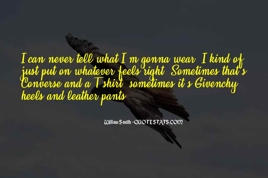 Quotes About Givenchy #1391956
