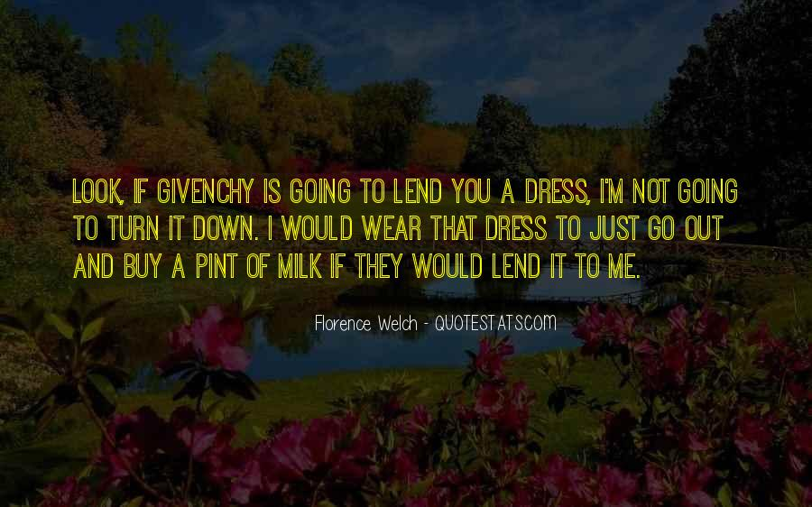 Quotes About Givenchy #286716