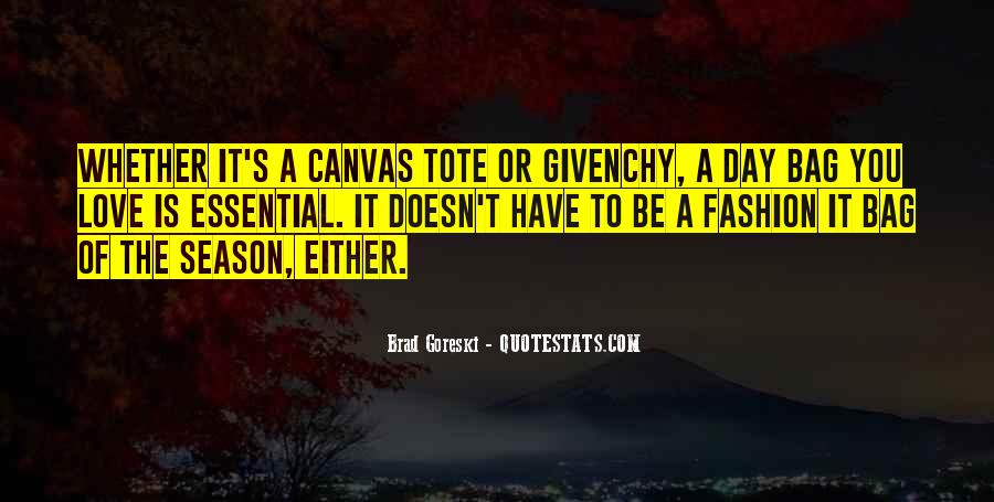 Quotes About Givenchy #334242