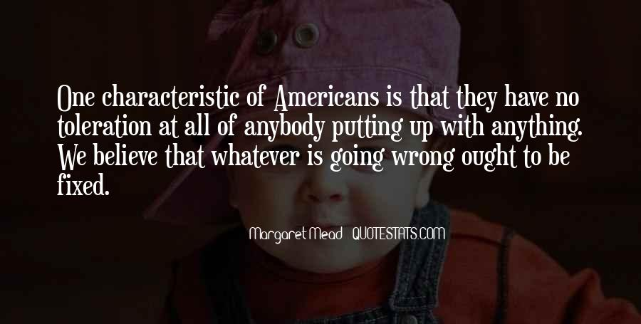 Quotes About What's Wrong With America #193006