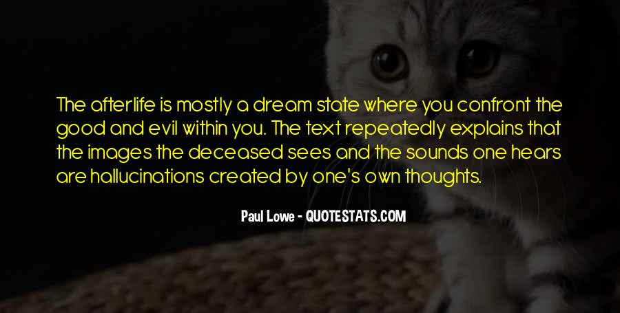 Quotes About Dream State #1103819