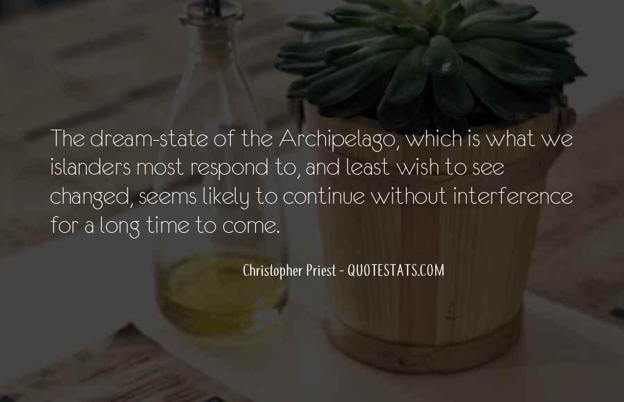 Quotes About Dream State #1332444