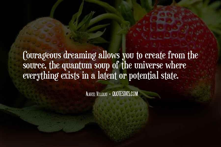 Quotes About Dream State #1361514
