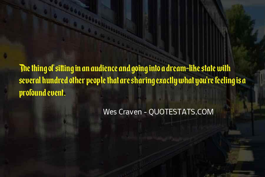 Quotes About Dream State #151867