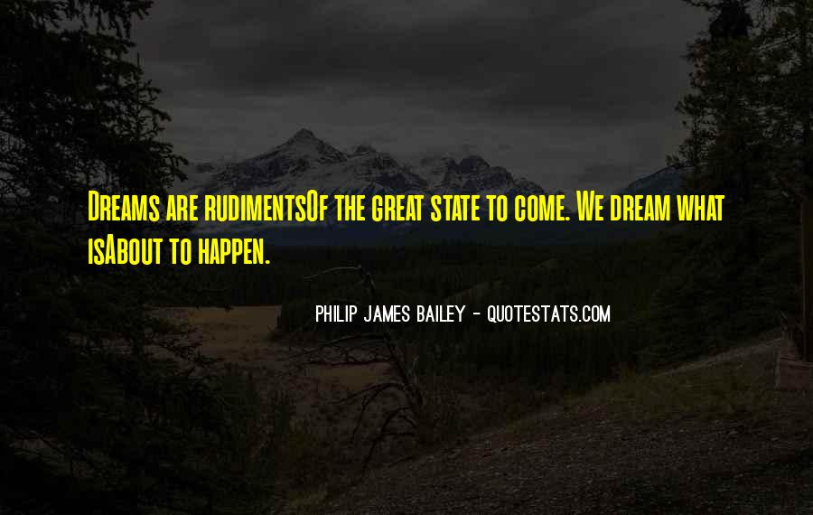 Quotes About Dream State #155441