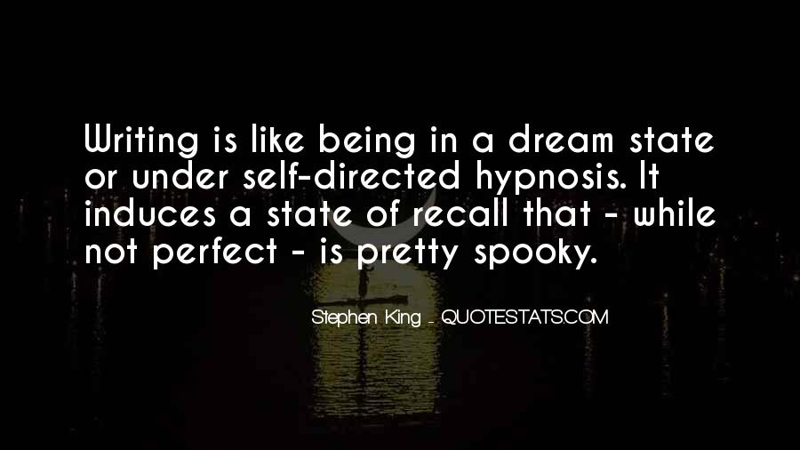 Quotes About Dream State #1638642