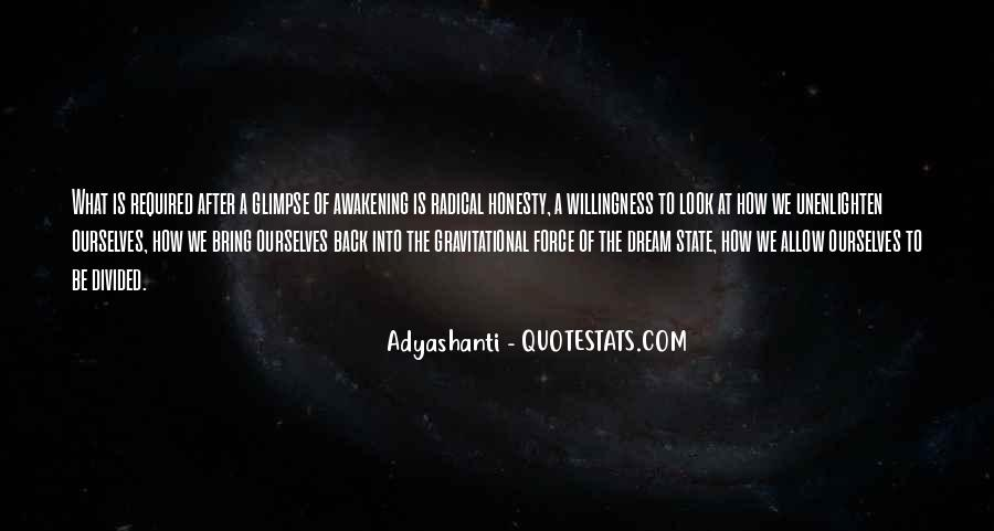 Quotes About Dream State #217388