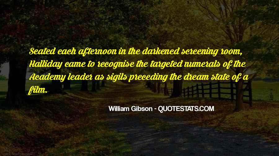 Quotes About Dream State #219267