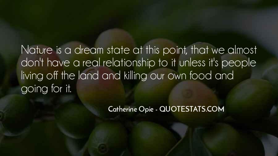 Quotes About Dream State #281614
