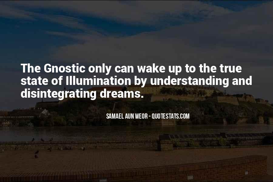 Quotes About Dream State #289002