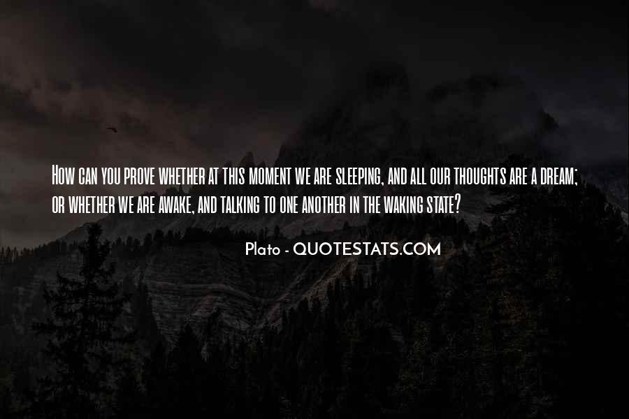 Quotes About Dream State #427330